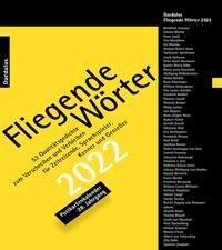 Fliegende Wörter 2022 Postkartenkalender -