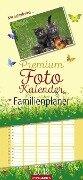 Premium Fotokalender Familienplaner 2018 Wiese -