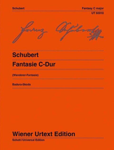 Fantasie C-Dur - Franz Schubert