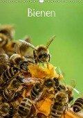 BienenAT-Version (Wandkalender 2018 DIN A3 hoch) - Mark Bangert