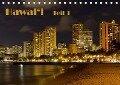 Hawai'i - Teil 1 (Tischkalender 2017 DIN A5 quer) - N. N