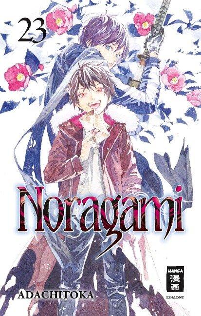 Noragami 23 - Adachitoka