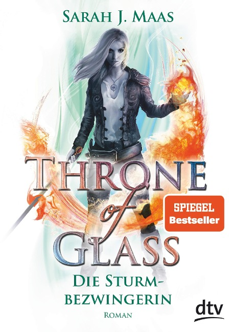 Throne of Glass 5 - Die Sturmbezwingerin - Sarah J. Maas