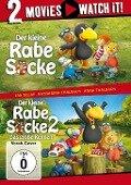 Der kleine Rabe Socke / Der kleine Rabe Socke 2 - Das große Rennen -