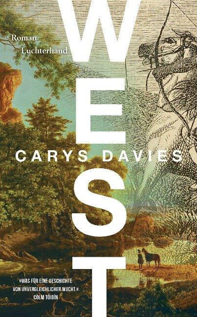 WEST - Carys Davies