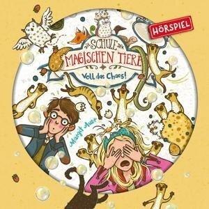 12: Voll Das Chaos! (Hörspiel) - Die Schule der Magischen Tiere