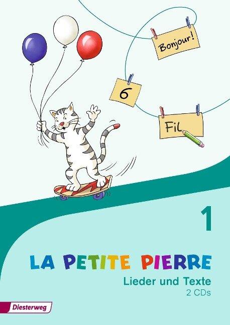 La Petite Pierre 1. CD Lieder und Texte -