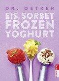 Eis, Sorbet, Frozen Yoghurt - Dr. Oetker