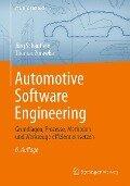 Automotive Software Engineering - Jörg Schäuffele, Thomas Zurawka