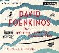 Das geheime Leben des Monsieur Pick - David Foenkinos
