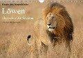Magie des Augenblicks - Löwen - Herrscher der Savanne (Wandkalender 2019 DIN A4 quer) - Winfried Wisniewski