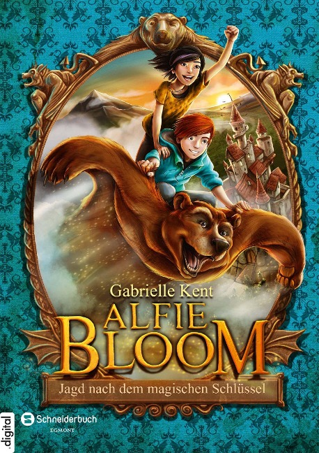 Alfie Bloom, Band 02 - Gabrielle Kent