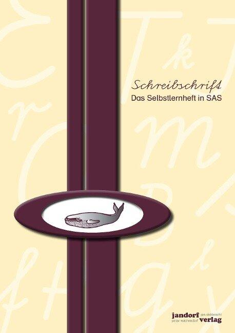 Schreibschrift (SAS) - Das Selbstlernheft - Jan Debbrecht, Peter Wachendorf