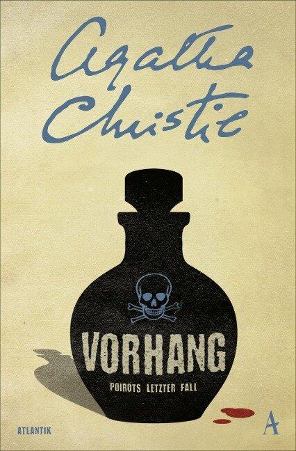Vorhang - Agatha Christie