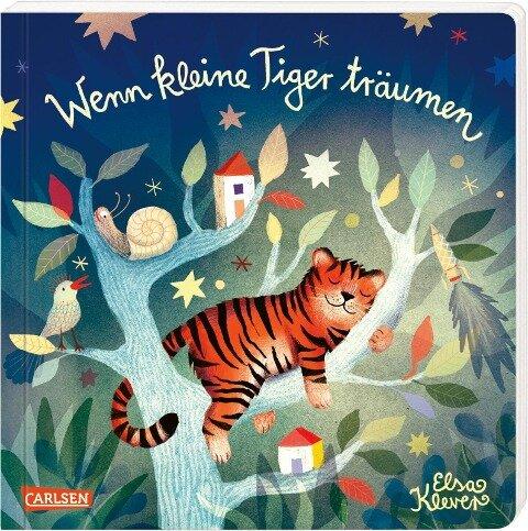 Wenn kleine Tiger träumen - Elsa Klever