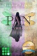 Die Pan-Trilogie: Band 1-3 - Sandra Regnier