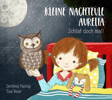 Kleine Nachteule Aurelia - Dorothea Flechsig