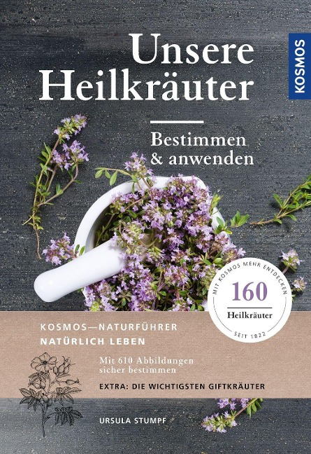 Unsere Heilkräuter - Ursula Stumpf
