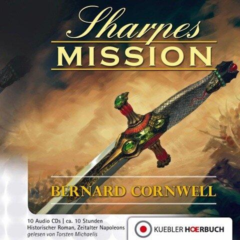 Sharpes Mission - Bernard Cornwell