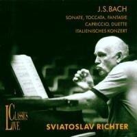 Italienisches Konzert/Sonate 4/Toccata 1/4 Duette/ - Svjatoslav Richter