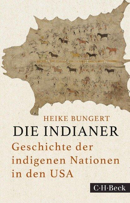 Die Indianer - Heike Bungert