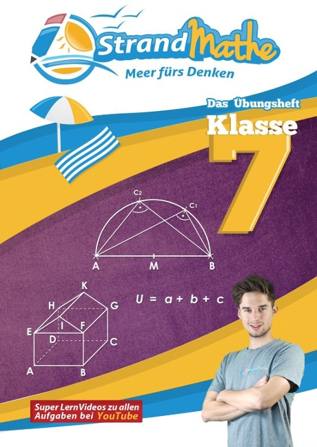 StrandMathe Übungsheft Klasse 7 - Christian Hotop, Conrad Zimmermann, Vincent Flasbart
