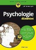 Psychologie für Dummies Jubiläumsausgabe - Adam Cash