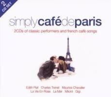 Simply Cafe De Paris (2CD) - Various