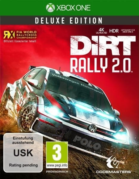 DiRT Rally 2.0 Deluxe Edition (XONE) -