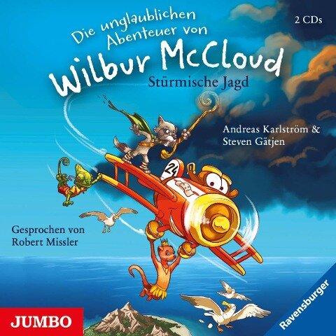 Die unglaublichen Abenteuer von Wilbur McCloud - Steven Gätjen, Andreas Karlström