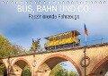 Bus, Bahn und Co. - Faszinierende Fahrzeuge (Tischkalender 2019 DIN A5 quer) - Dietmar Scherf
