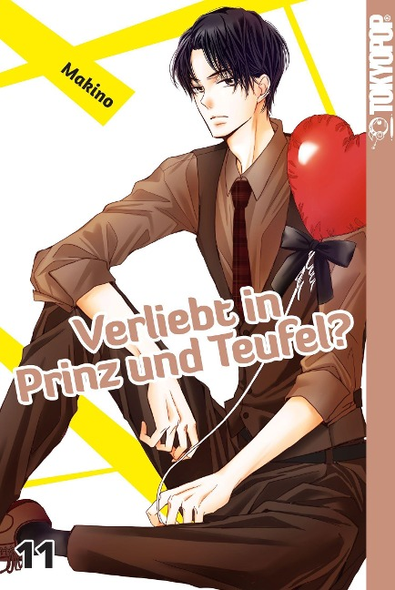 Verliebt in Prinz und Teufel? 11 - Makino