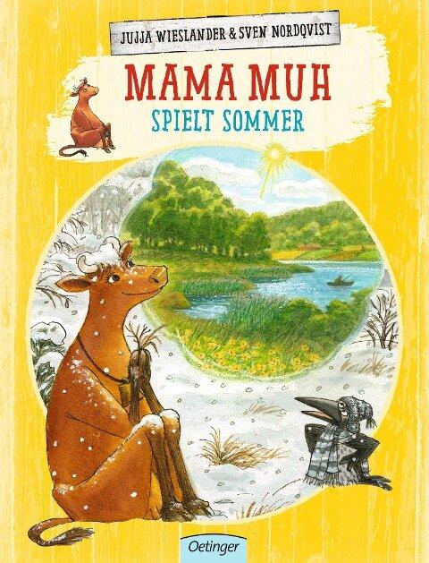 Mama Muh spielt Sommer - Jujja Wieslander