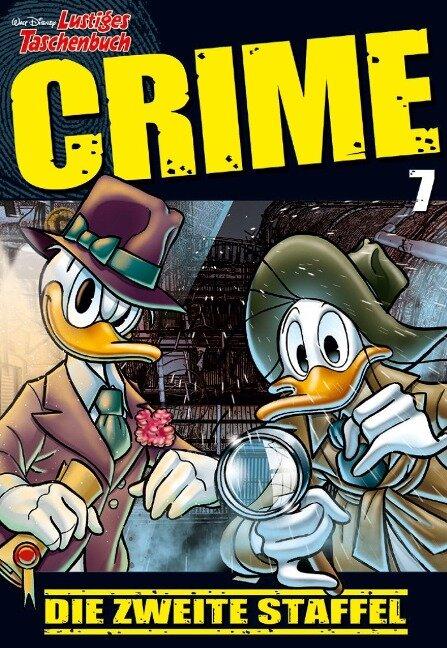 Lustiges Taschenbuch Crime 07 - Disney