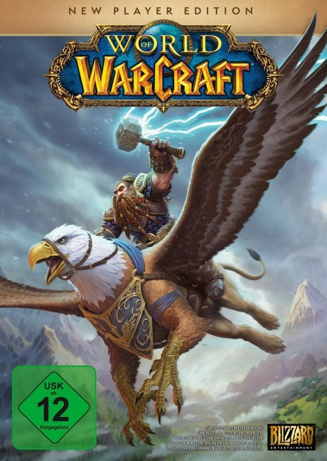 WOW World of Warcraft - New Player Edition -