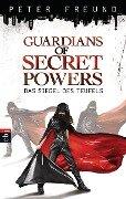 Guardians of Secret Powers 01 - Das Siegel des Teufels - Peter Freund
