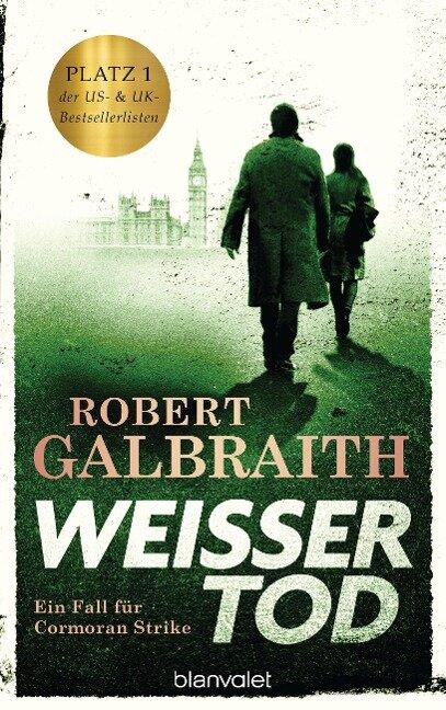 Weißer Tod - Robert Galbraith