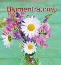 Blumenträume 2019 Postkartenkalender -