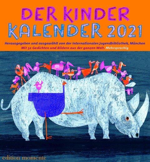 Der Kinder Kalender 2021 -