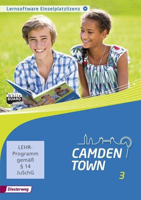 Camden Town 3. CD-ROM. Allgemeine Ausgabe. Gymnasien -