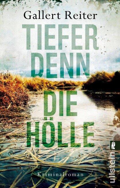 Tiefer denn die Hölle - Peter Gallert, Jörg Reiter