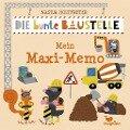 Die bunte Baustelle - Mein Maxi-Memo -