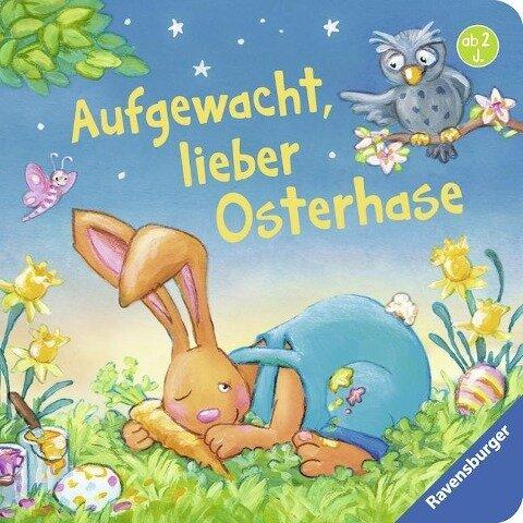 Aufgewacht, lieber Osterhase - Bernd Penners