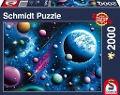 Traumhaftes Weltall, 2.000 Teile Puzzle -