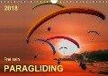 Frei sein - Paragliding (Wandkalender 2018 DIN A4 quer) - Peter Roder