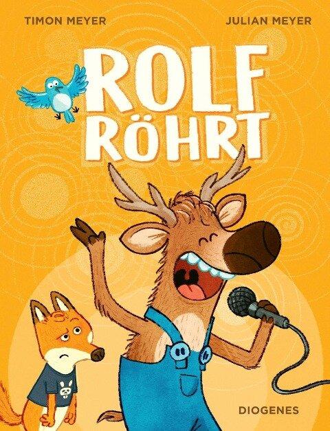 Rolf röhrt - Timon Meyer