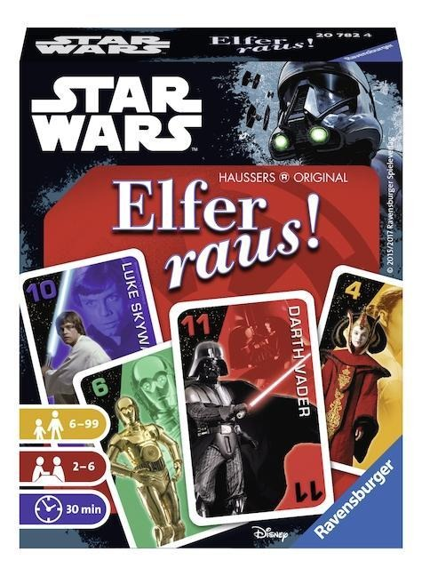 Star Wars Elfer raus! -