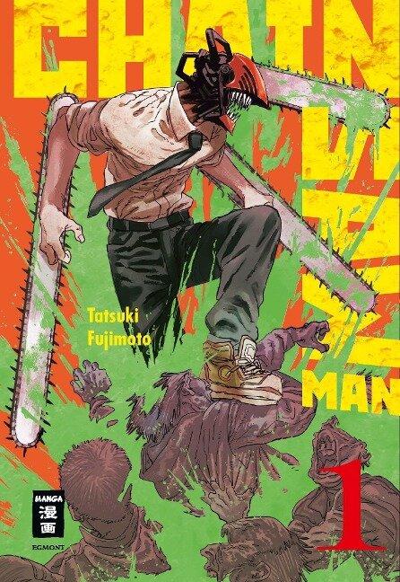 Chainsaw Man 01 - Tatsuki Fujimoto