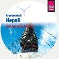 Reise Know-How AusspracheTrainer Nepali (Kauderwelsch, Audio-CD) - Hans G. Voßmann