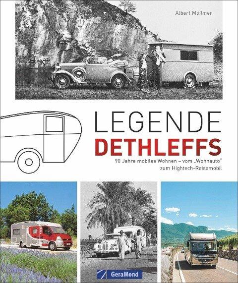 Legende Dethleffs - Albert Mößmer